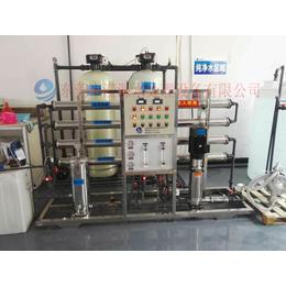 纯水设备 2t反渗透纯水设备
