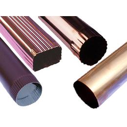 供应南通铝合金方管 彩铝方管 方管 彩色圆管 定制型材
