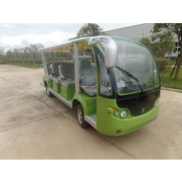 重庆旅游景区 度假村观光游览14座燃油观光车直销价格
