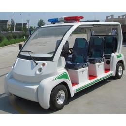 重庆城市步行街 城市道路巡逻6人座电动巡逻车销售报价