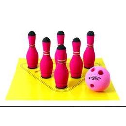 供应玩具保龄球(熊猫保龄球、企鹅保龄球)