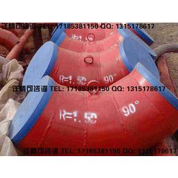 陶瓷复合管产品种类选型标准