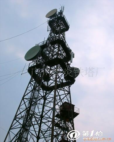供应通讯铁塔 装饰铁塔 避雷铁塔