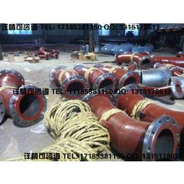 火力发电厂高磨损物料输送用陶瓷复合管