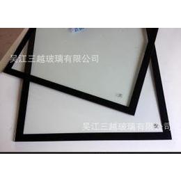 5mm絲印玻璃 鋼化黑邊絲印原片 湖州絲印玻璃 杭州絲印玻璃批發縮略圖