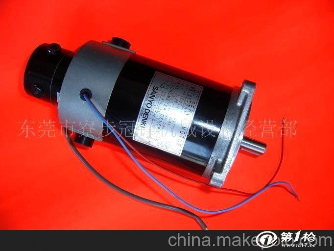 火花机电机(三洋伺服马达m818t-031)_线切割加工机床