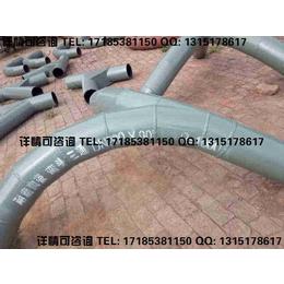 陶瓷复合管产品种类耐磨性能