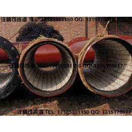 陶瓷复合管产品种类生产企业