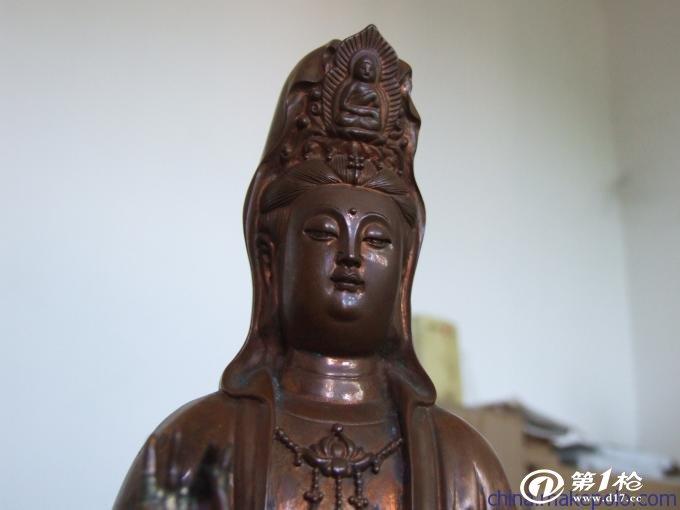 纯手工打造铜佛像可定制   我公司专批发供应工艺品,铜工艺品,铜像,手
