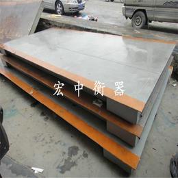 山西省100吨模拟式汽车磅秤