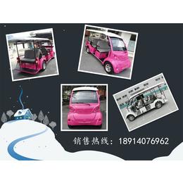 骊山温泉接待电动车 大唐芙蓉园游览电动观光车