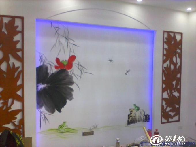 供应手绘墙上海手绘墙画公司