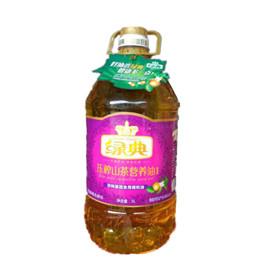 绿典压榨山茶营养油5L