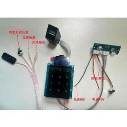 智能锁方案定制 开发ZAZ-T901指纹锁套件