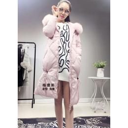 16新款时尚羽绒服 欧美修身系列 0.5折供 货批发加盟
