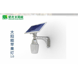星龙太阳能 太阳能苹果灯1.0