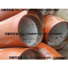 陶瓷复合管结构特点选型标准