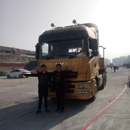 江西华菱悍马h9大卡车前四后四大卡车