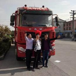 华菱汉马H6345重卡牵引车缩略图