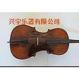 热销推荐演奏级的理想选择4/4柯巴胶大提琴