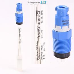 pH数字电极CPS11D-7AA21杆长120mm德国E+H