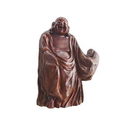 古沉木雕刻艺术JXLYQ00034 笑佛缩略图