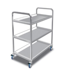 供应厨房设备不锈钢餐车批发价格