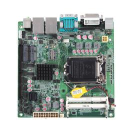 凌壹H81主板 第四代酷睿I3 I5主板 自助终端服务机主板缩略图