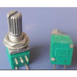 9MM电位器 碳膜电位器B10K  音量调节PCB