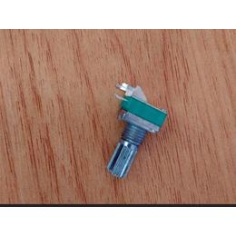 R09立式单双联带支架电位器
