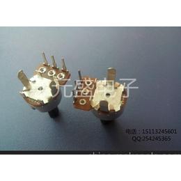 惠元盛电子供应 12MM单双联立式调音控温电位器 品质保证