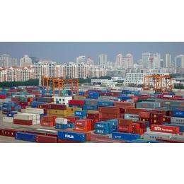 天津到上海集装箱门到门海运哪家好