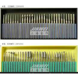 供应JINWEIA\B钻石粉磨头 钻石粉磨头综合组(A、B型)