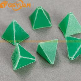 三角塑胶研磨石厂家供应 塑胶研磨石去除塑胶毛刺