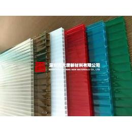 梅州订做PC阳光板 梅州蓝色阳光板 梅州生产阳光板厂家