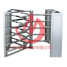 厂家直供半高单向旋转闸 不锈钢通道管理旋转闸门 小区通道闸