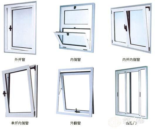 不同断桥铝门窗类型的隔音效果