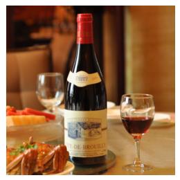 法国布鲁依坡干红葡萄酒