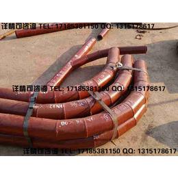 火电厂高磨蚀大颗粒介质输送用陶瓷复合管