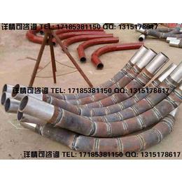 火电厂磨蚀性浆体输送用陶瓷复合管