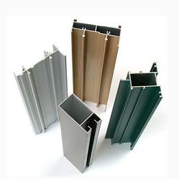 供应南昌鑫本昌建材直销-铝型材喷涂展示