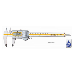 ASIMETO安度德国进口IP67防尘防水数显卡尺