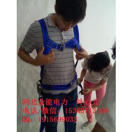 浙江金华金能冲天牛JN-AQD高空作业建筑安全带 电工安全带