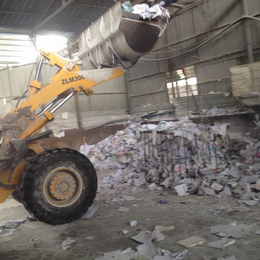 保密文件销毁服务上海档案处理公司松江资料纸处理中心