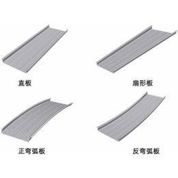 供应西安直立锁边铝镁锰合金金属屋面