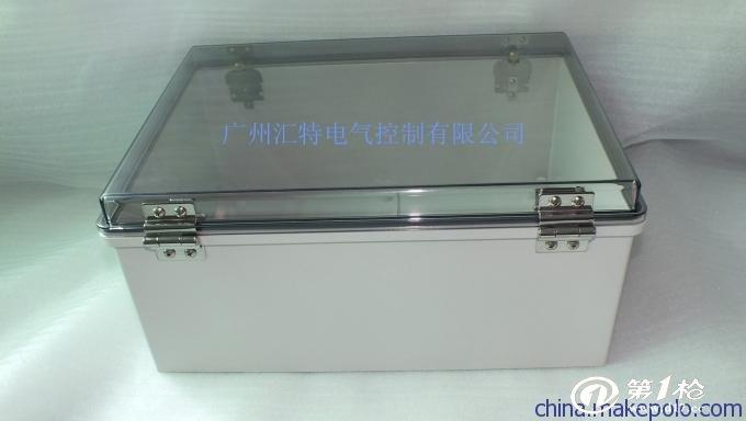 供应塑料配电箱 防水接线盒 户外防水箱 广州汇特电气