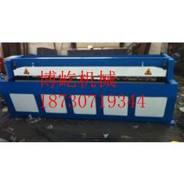 供应电动剪板机产品简介