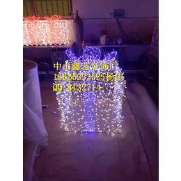 供应LED造型雪花灯LED动物造型灯