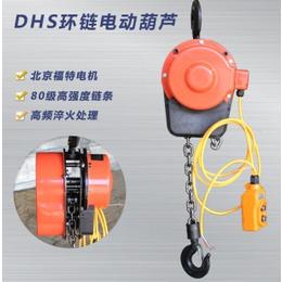 上海DHS环链电动葫芦制造机械有限公司