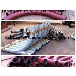冶金行业固体颗粒输送用陶瓷复合管弯头